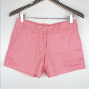 Vineyard Vines Starfish Flat Front Shorts Size 0